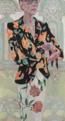 ANTOINETTE, Dame in Wien, 150x70, 2016