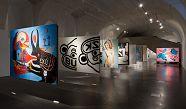 Museumsquartier Wien - Bilder-Ausstellung