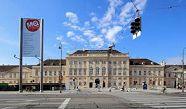 Museumsquartier Wien - Gesamtansicht
