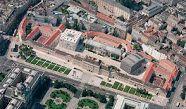 Museumsquartier Wien - Vogelperspektive